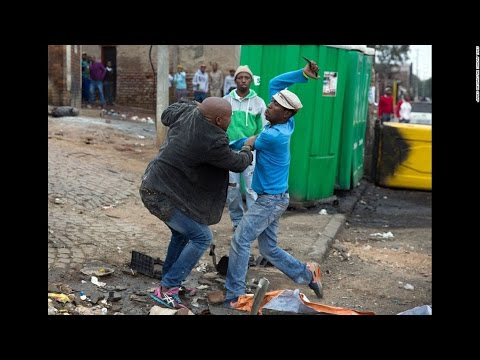 xenophobic south africa must pay for the killings youtube