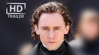 Crimson Peak | official trailer #2 (2015) Tom Hiddleston Guillermo Del Toro