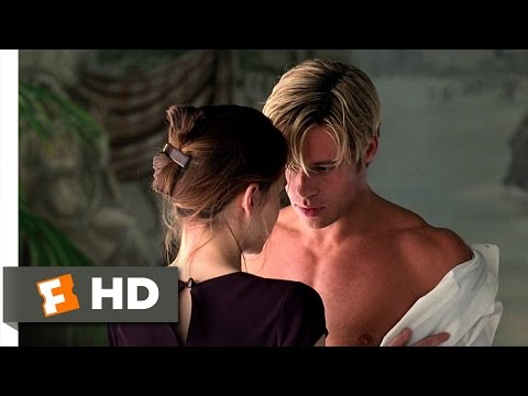 Meet Joe Black (8 10) Movie Clip - Undressing Joe Black (1998) Hd video