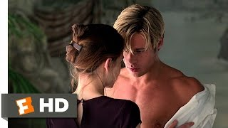 Meet Joe Black (8/10) Movie CLIP - Undressing Joe Black (1998) HD