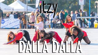 [KPOP IN PUBLIC] ITZY (있지) - DALLA DALLA (달라 달라) Dance Cover by Girl Krush