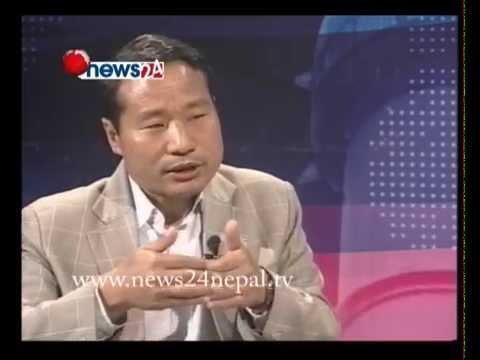REAL FACE WITH PREM BANIYA, GUEST : BARSAMAN PUN, UCPN MAOIST LEADER OF NEPAL