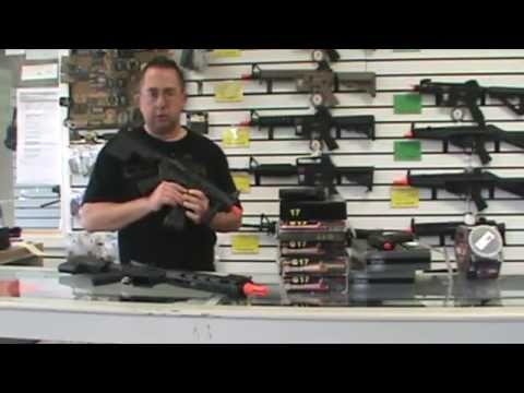 Ares Amoeba M4 CG AM-007 & AM-009 Review - Airsoft R Us Tactical