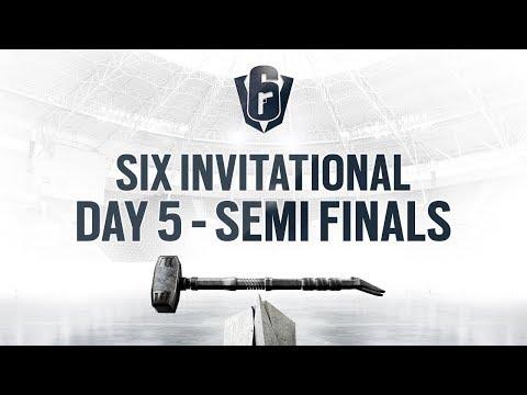 Rainbow Six   Six Invitational 2019 – Playoffs – Semi Finals