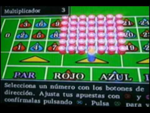 Dragon Quest 8 * How to get lots of tokens in Baccarat´s Casino *