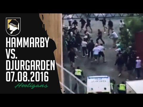 (HIF vs DIF?) Troubles before Hammarby IF v Kalmar FF 07.08.2016