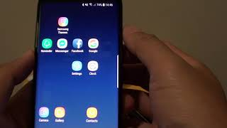 Samsung Galaxy S8: Fix Problem With Camera Not Focusing and Blur Photos