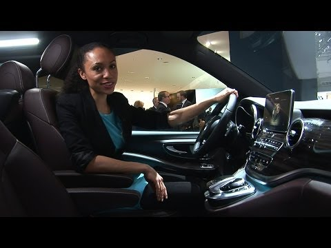Mercedes-Benz TV: Premieres at the Geneva Motor Show 2014