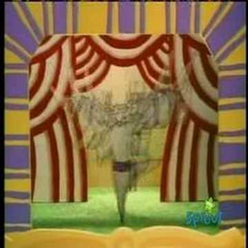 Sesame Street - Front Back Dancing Yaks