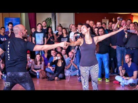 Gabriel Papagaio & Olaya White Dendê - LambaZouk - Demo 2 - Amsterdam Brazilian Dance Festival 2017