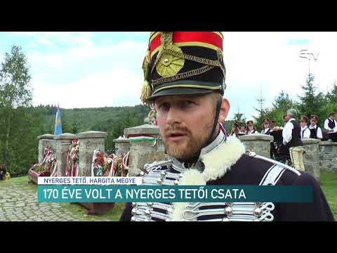 170 éve volt a Nyerges tetői csata – Erdélyi Magyar Televízió