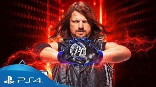 WWE 2K19 | Gameplay Trailer | PS4