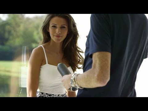 Lipsy Love Michelle Keegan - making the SS15 campaign
