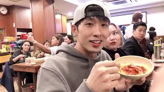 Tuấn Trần | Du lịch Hàn Quốc thì ăn gì?