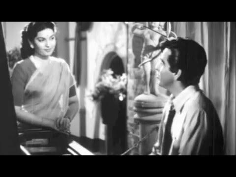 film babul.1950.melte hi ankein dil huwa deevana kisi ka