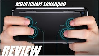 REVIEW: MUJA GamePad - TouchPad for Smartphones!