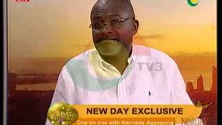 NewDay - Exclusive with Ken Agyepong  - 27/2/2014