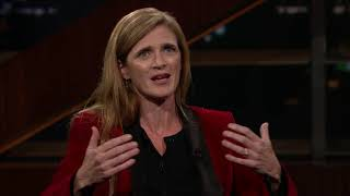 Amb. Samantha Power | Real Time with Bill Maher (HBO)