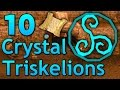 Runescape - Loot From 10 Crystal Triskelions
