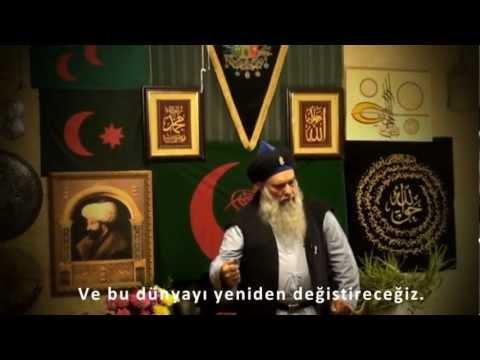 Memories of Shaykh Abdulkerim el Kıbrısi ** Şeyh Abdulkerim Efendi'nin anısına