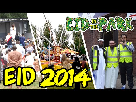 Eid in the Park 2014