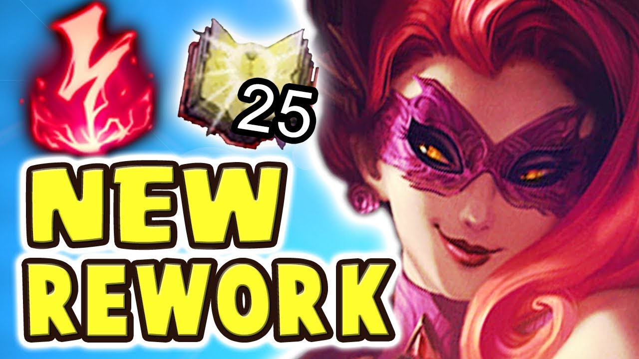NEW DOMINATION EVELYNN REWORK | BEST JUNGLER EVER | THE TANGO | THE DAMAGE IS UNREAL - Nightblue3