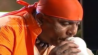 Dhoni - Sivamani Performance - Jagadguru Aadi Shankara Movie Audio Launch