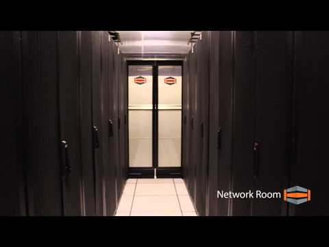 HostDime's USA Data Center Tour - 2014
