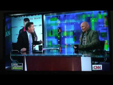 Billy Corgan on Piers Morgan Tonight