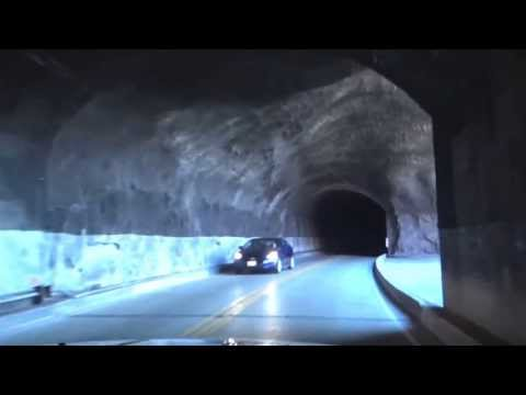 Zion National Park, Utah - Mount Carmel Highway Tunnel HD (2013)