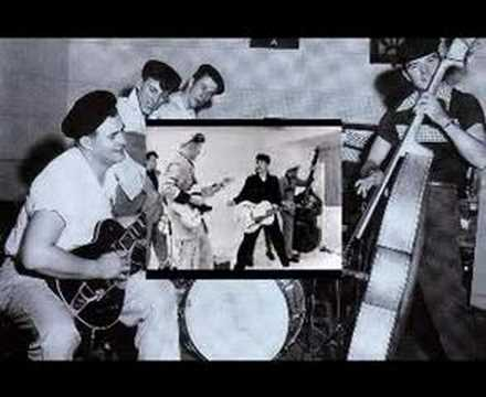 Gene Vincent - Who Slapped John