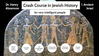 Video: Earliest Christians were Jews, who practised a form of Judaism - Henry Abramson