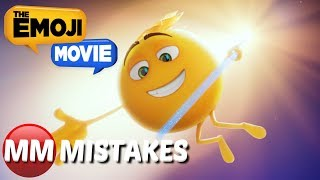 The Emoji Movie Mistakes You Missed | The Emoji Goofs