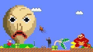 Baldi in Super Mario Bros full Episode part 2