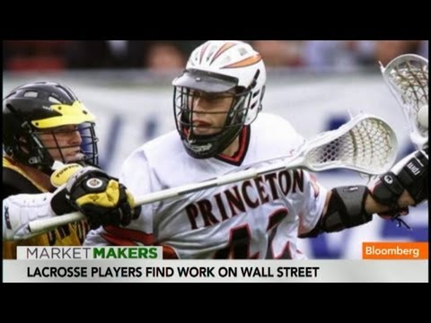 College Lacrosse Players Ride Pipeline to Wall Street
