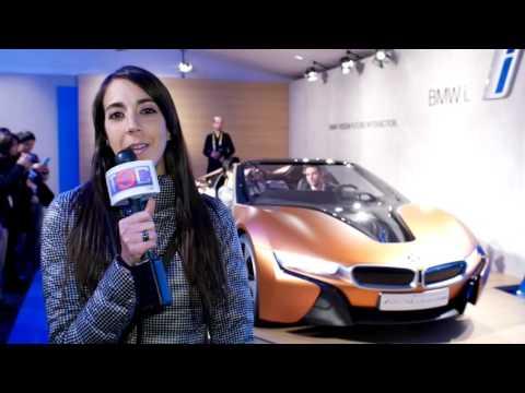 CES 2016: Los Autos Del Futuro