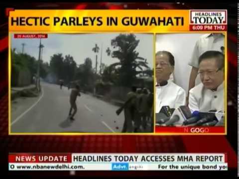 Fresh violence in Assam's Golaghat district