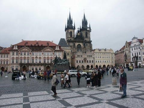 Le capitali della Mittel Europa: Praga, Bratislava, Vienna (1/3)