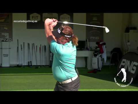 Miguel Ángel Jiménez Golf Academy - Plano de Swing