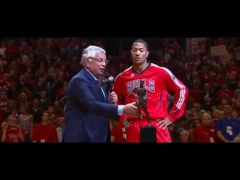 NBA Chicago Bulls Derrick Rose - The Return 2014/2015 HD