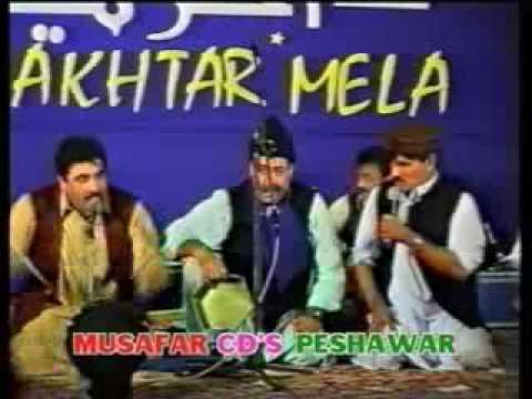 pashto funny qawwali, ismail shahid,said rehman sheeno and meer awais,