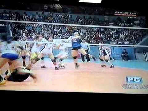 admu vs adu 2 sets feb. 22 2014