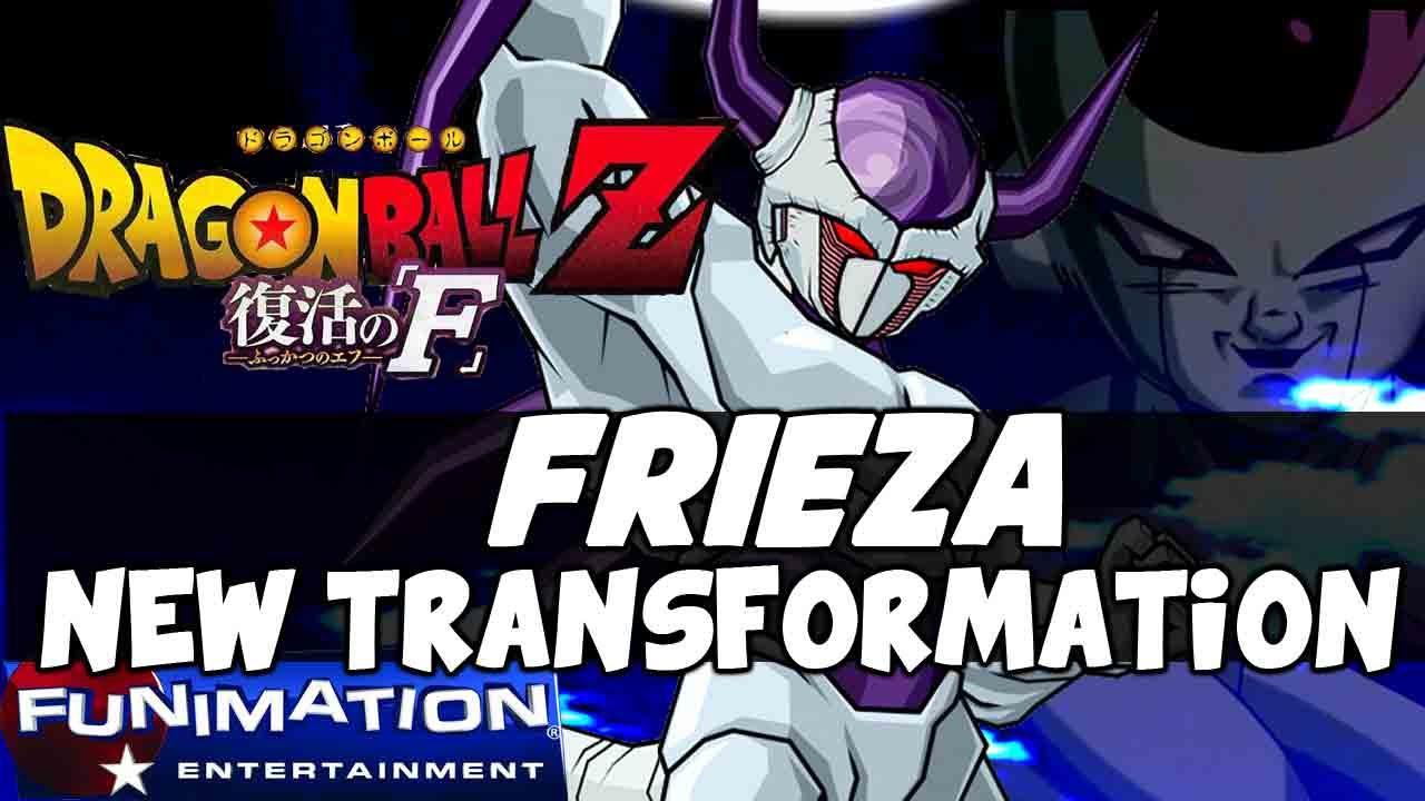 Dragon Ball Frieza Movie Dragon Ball 2015 Movie New