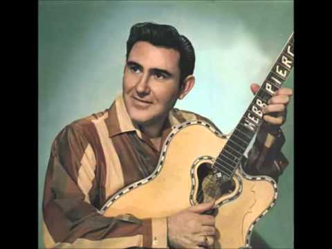 Webb Pierce - Foreign Love