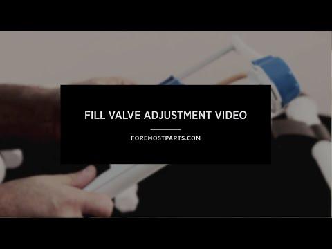 geberit flush valve instructions