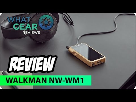 Sony Walkman NW WM1Z Review - WhatGear