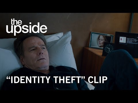 """The Upside   """"Identity Theft"""" Clip   Own It Now On Digital HD, Blu-Ray & DVD"""