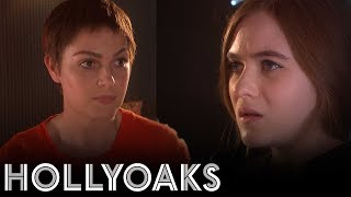 Hollyoaks: What's Nico Got Up Her Sleeve?