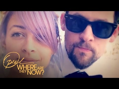 The Easiest and Hardest Part of Nicole Richie's Marriage| Where Are They Now?| Oprah Winfrey Network
