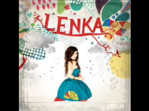 Lenka - Don't Let Me Fall (with lyrics) Video